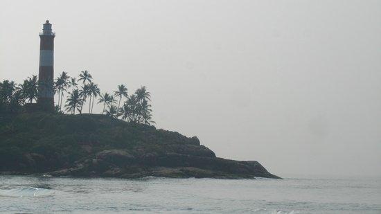 Cosmic Leisure Resort : Beach