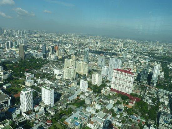 Baiyoke Sky Hotel : Breakfast with a View