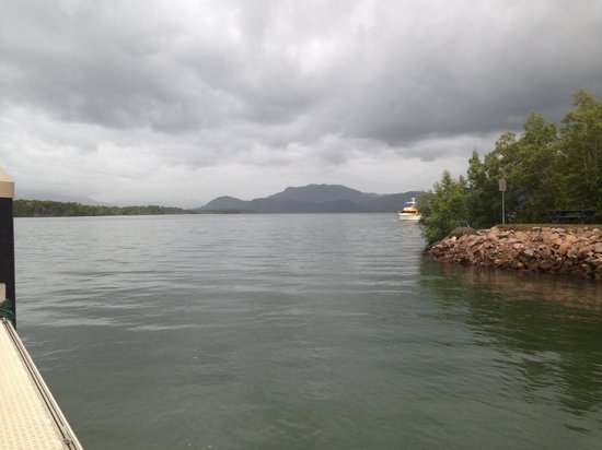 Hinchinbrook Marine Cove Resort: Hinchinbrook Island