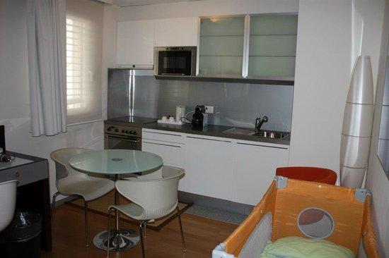 Design Hotel F6: Intérieur suite