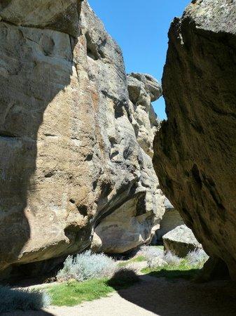 Walichu Caves: Cuevas