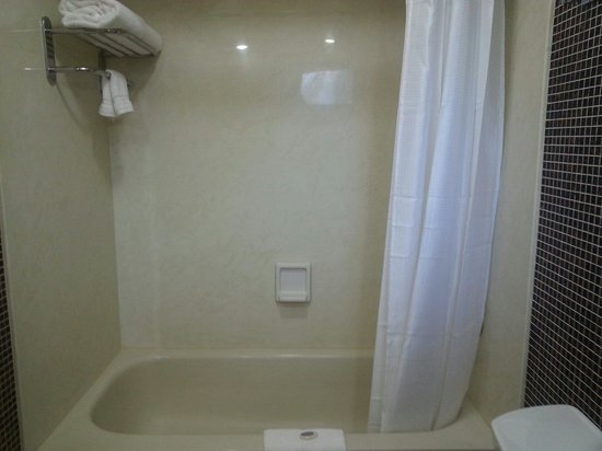 Royal Beach Palace: Bathtub