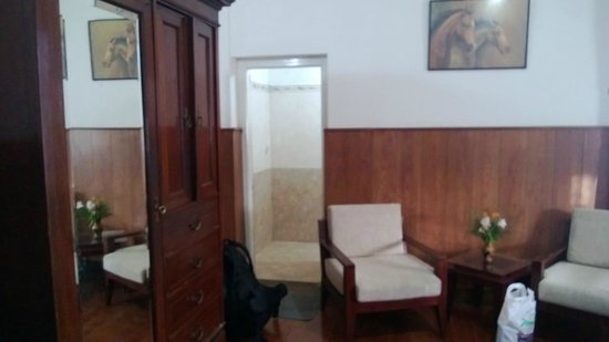 The Trevene Hotel: Bedroom