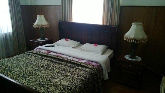 The Trevene Hotel : Bed
