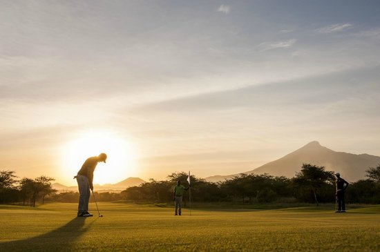 The Kilimanjaro Golf and Wildlife Estate: Kili Golf has all the views, more than just a game!