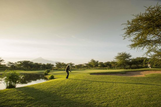 The Kilimanjaro Golf and Wildlife Estate: Golf at it's best......