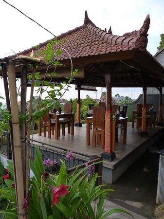 Aditya Homestay : le restaurant
