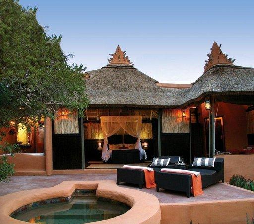 Amakhala Safari Lodge: Bedroom at Safari Lodge