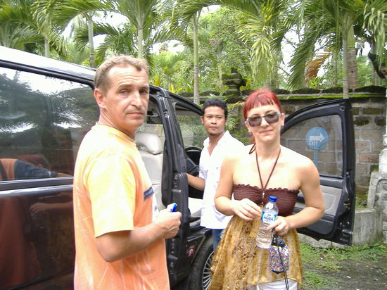 Yasa Bali Tour - Day Tours: Our guest from Poland