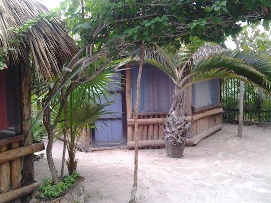 Hostel & Cabanas Ida y Vuelta Camping: La Palapa