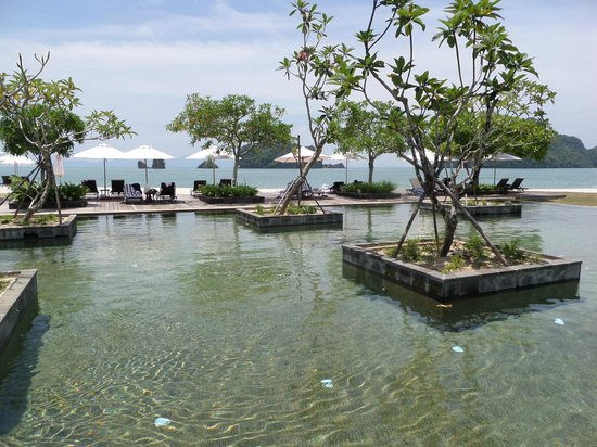 Tanjung Rhu Resort : sw pool 3