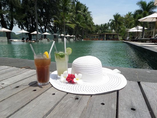 Tanjung Rhu Resort: Sw pool