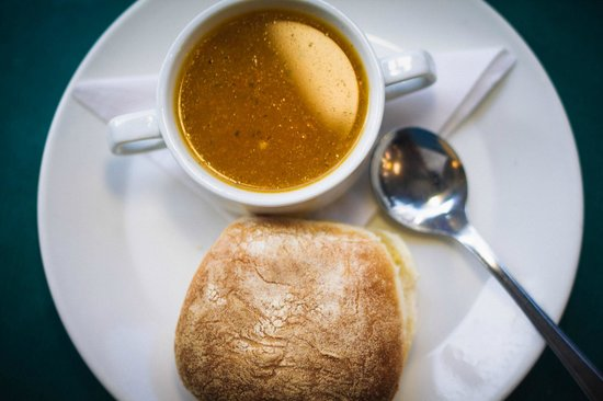 The Rendezvous Cafe: just one of many best home-made soup