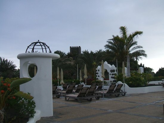 Gran Tacande Wellness & Relax Costa Adeje: ZONA PISCINA