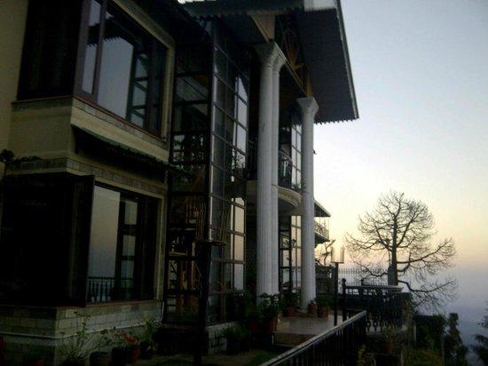 Horizon Villa - South: The hotel..!!