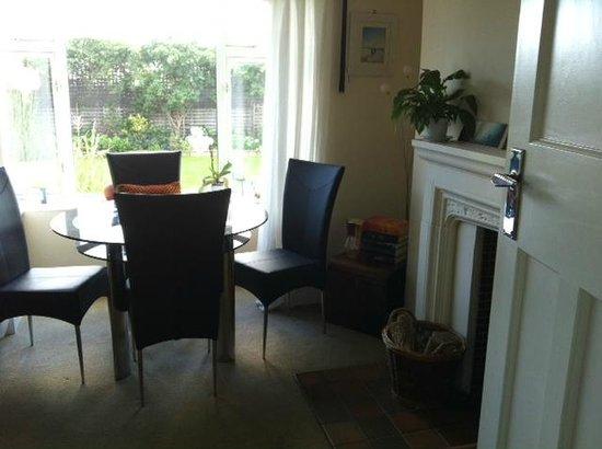 Limetree Nursery: Dining room