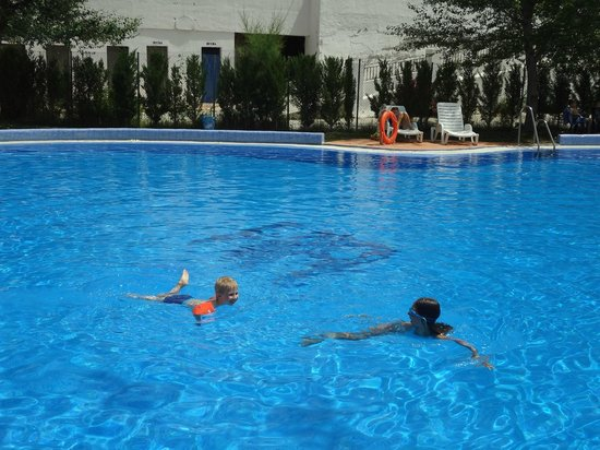 Andalucia Hotel: очень хороший бассейн