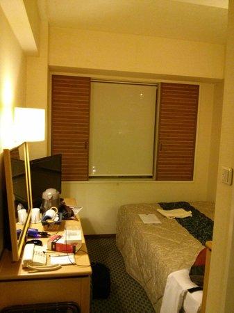 Keio Presso Inn Kayabacho: Room