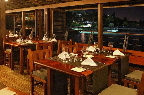 Le Zawag Restaurant Gastronomique de la Creole Beach Hotel & Spa