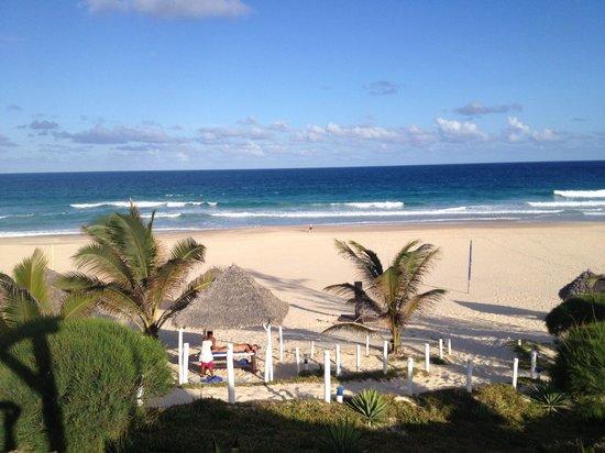Riake Resort & Villa: Panorama mozzafiato dal ns bungalow...