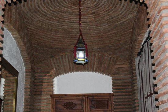 Maison Arabo Andalouse: soffitto