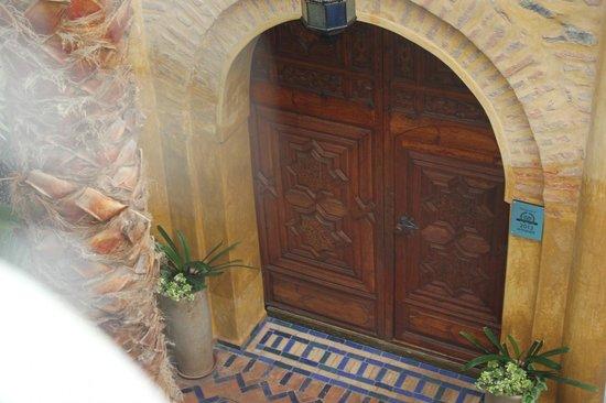 Maison Arabo Andalouse : entrata