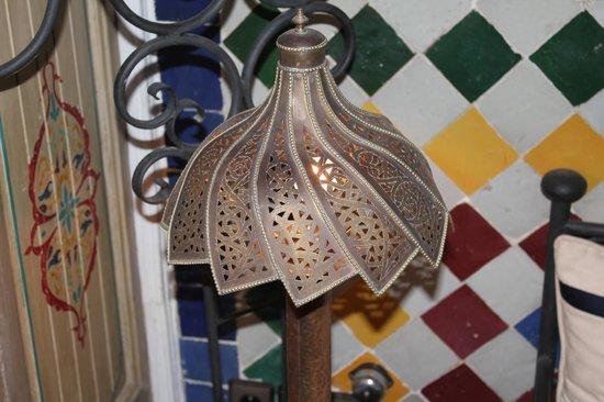 Maison Arabo Andalouse : decorazioni