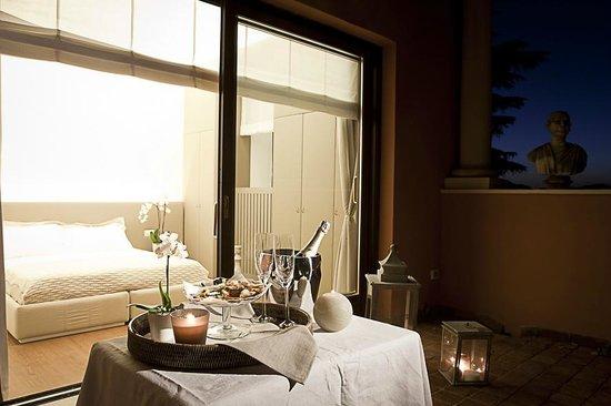 Dimora Novecento Roma - Suite & Breakfast : terrace