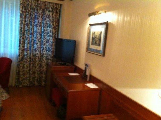Santemar Hotel : Bedroom