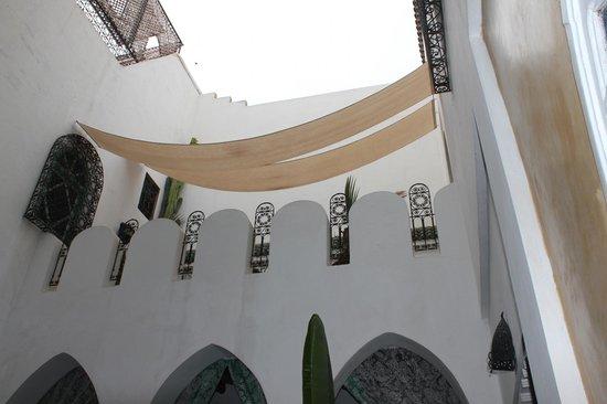 Maison Arabo Andalouse: balcone