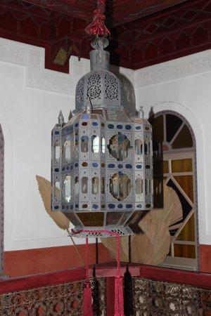 Maison Arabo Andalouse : decorazione