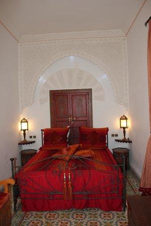 Maison Arabo Andalouse: suite