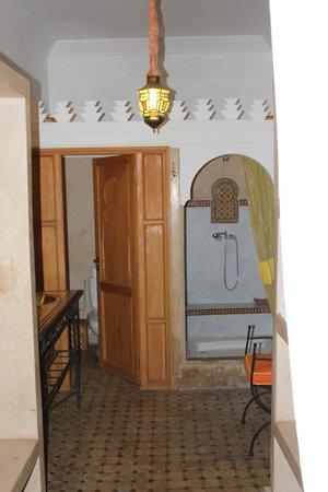 Maison Arabo Andalouse: bagno