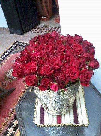 Riad Al Kadar : le rose