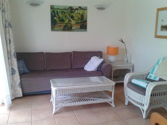 Apartamentos Taboga : salon