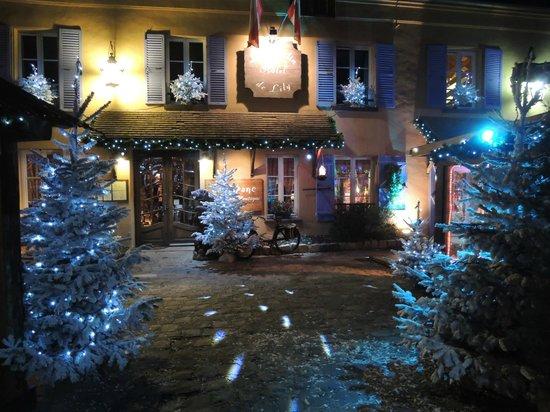 Palaiseau, França: entrée restaurant