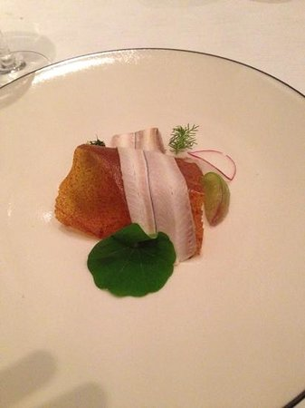 Atelier Amaro Restaurant: very tasty