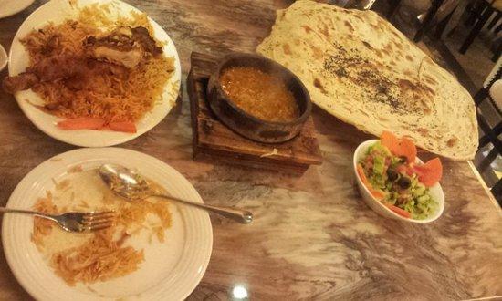 Asia International Hotel : ARABIC FOOD