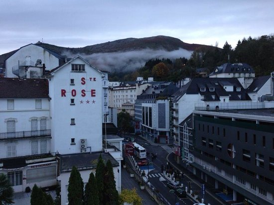 Panorama Hotel : Nice view from our room