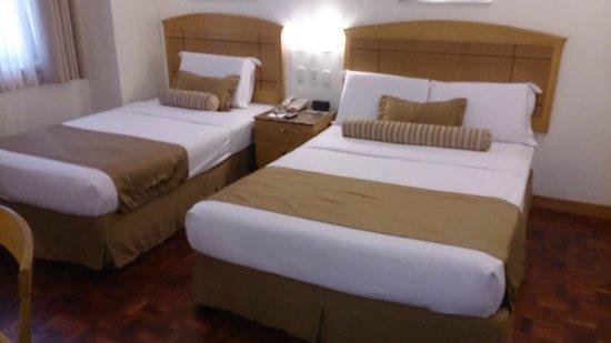 City Garden Suites: ベッド