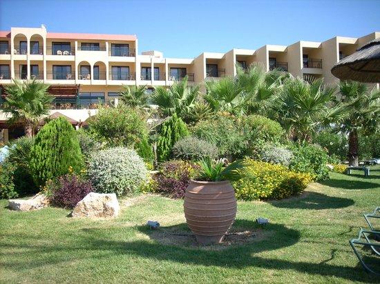 una parte dell'hotel