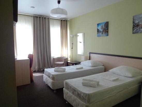 Hotel Bulvar: ツインルーム