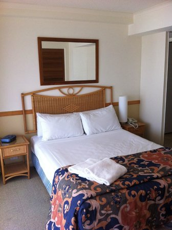 Breakfree Alexandra Beach Premier Resort: 1 Bedroom - Room