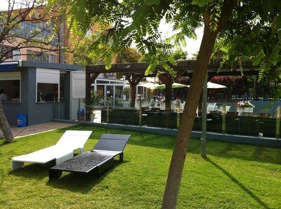 aqquart piscina y restaurante fotograf a