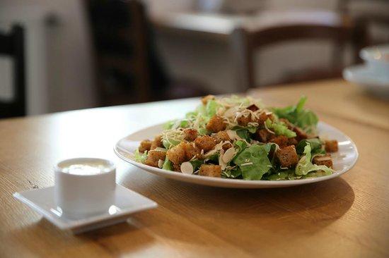 Zrno bio bistro : Caesar Salad