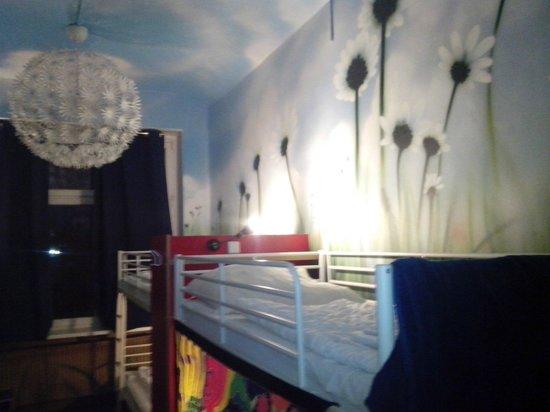 baxpax Mitte Hostel: 6er Room