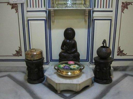 Umaid Bhawan Heritage House Hotel: temple