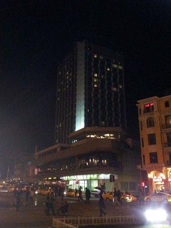 The Marmara Taksim: The Hotel