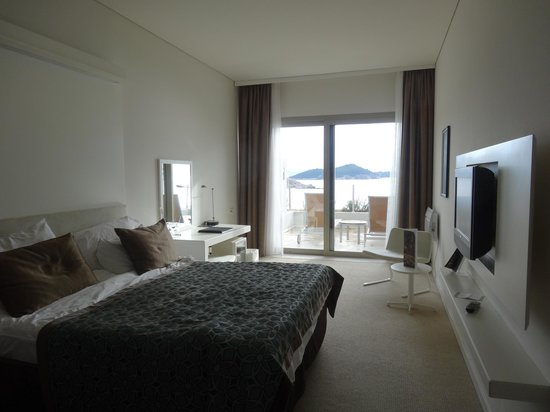 Rixos Hotel Libertas: Our room