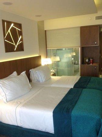 EPIC SANA Lisboa Hotel : quarto